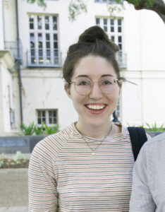 Claire Mirocha